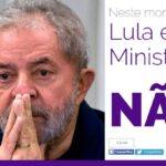 AFINAL DE CONTAS, LULA É OU NÃO É MINISTRO ?:Site responde em tempo real