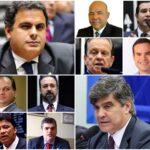 Dos 10 deputados que quase impediram o processo contra Eduardo Cunha; um é paraibano