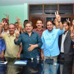 APENAS POR IDEOLOGIA : PT do B retira candidatura a prefeito e apoiará Adriano Galdino