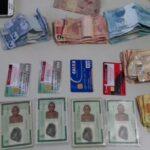 AS VOVÓS DO CRIME ; PRF prende quadrilha que aplicava golpes contra a Previdência Social na Paraíba
