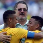 Brasil dá show, goleia Honduras e está na final do futebol olímpico