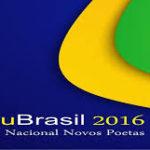 Concurso Nacional Novos Poetas. Prêmio CNNP 2016.