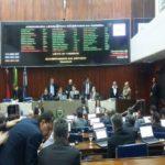 POR TELEPATIA : Painel mostra voto de deputado que não estava em sessão da ALPB