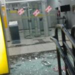 TERROR EM CUITÉ  :Bandidos explodem o Banco do Brasil e metralham a Companhia da Polícia Militar