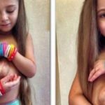 QUANDO DEUS QUER …: Menina Russa consegue sobreviver com o coração fora do corpo