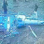 Quatro PMs morrem em queda de helicóptero durante operação na Cidade de Deus
