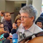 Ricardo se reúne, não sei se si une, hoje com o ministro da Fazenda, em Brasília