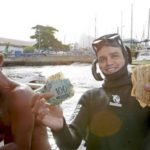 UM MAR DE DINHEIRO : Pescador já conseguiu R$ 1,9 mil com notas achadas no mar da Urca, 'Veio do esgoto do Sérgio Cabral!', brinca