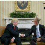 CONSTRUTORA NÓS TEMOS : Trump diz que cumprirá promessa de erguer muro e deportar milhões de imigrantes
