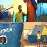 ESPETACULAR !!! : Crianças do Bairro Jardim Farias em Ingá usaram a criatividade e criaram o Circo, preço do espetáculo 0,50 centavos , vamos todos, imperdivel