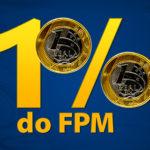 Prefeituras paraibanas recebem R$ 133 milhões de FPM nesta sexta-feira.