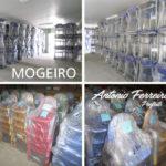 EM MOGEIRO  :Prefeito Antonio Ferreira conclui mandato equipando escolas.