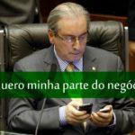 ESSE É O CUNHÃO QUE CONHEÇO : 'Não estou em silêncio e tampouco ficarei', diz Cunha em carta enviada da cadeia