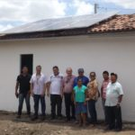 EMATER X BANCO DO NORDESTE X AGRICULTURA FAMILIAR  = ENERGIA SOLAR
