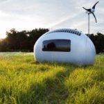 SÓ PRA VARIAR : Casa portátil une sustentabilidade ao luxo e pode ser levada a qualquer lugar