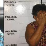 UM ABSURDO : Mãe bate no filho que andava roubando na cidade e é presa a pedido do Conselho Tutelar