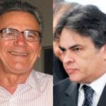 Imprensa nacional repercute 'briga' entre Cássio Cunha Lima e o jornalista paraibano Tião Lucena