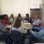 TÁ LÁ NO INGA CIDADÃO :  Secretário executivo do Turismo da Paraíba Ivan Burity trata sobre Parque Arqueológico de Ingá em reunião com participação do vice Robério