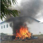 Rosimary Ramos escreve ao Blog sobre principio de incêndio no Gonzaga Burity