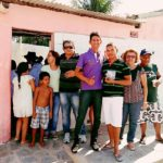Levy Oliveira da comunicação ambulante se destaca em Ingá e Região, com suas telemensagens após fazer as publicações nas redes sociais