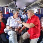 Ricardo critica comportamento de Lula após sair da prisão