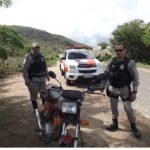 E ATENÇÃO MUITA ATENÇÃO INGA E REGIÃO ! : Moto roubada ontem recuperada agora