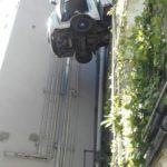 Motorista morre ao cair do 3ª andar de estacionamento