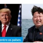 """Trump ameaça responder à Coreia do Norte com """"fogo e fúria nunca vistos"""""""