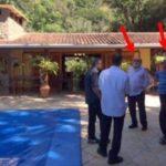 OH MEU DEUSIM QUE BOBAGEM ! : MPF entrega a Moro fotos de Lula com engenheiro da OAS e planta de tríplex
