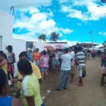 POPULAÇÃO DE ITATUBA VOLTA A RECEBER PEIXES DA CONAB*