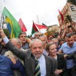 Ex-presidente Lula presta depoimento a Sérgio Moro em Curitiba
