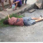 E ATENÇÃO INGÁ !!! HOMICIDIO NA ESTAÇÃO AGORA