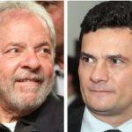"""Lula vê Moro como """"inimigo"""" e admite que foi derrotado"""