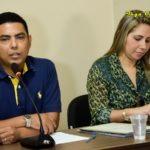 INGÁ CIDADÃO: Secretário Municipal de Saúde faz explanação esclarecedora aos vereadores ingaenses na Câmara Municipal