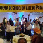 Banda de jazz abrilhanta sarau poético da Academia de Cordel do Vale do Paraíba