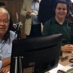 O VAI E VEM DA COMUNICAÇÃO NA PARAIBA : Jornalista Wellington Farias deixa a 98 FM Correio e deve ir para a Arapuan