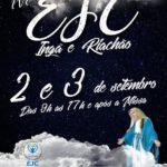 O ENCONTRO DE JOVENS COM CRISTO ABRE INSCRIÇÕES PARA AS CIDADES DE INGÁ E RIACHÃO DE BACAMARTE