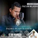Puan grava CD gospel e lança em Itabaiana