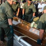 Corpo de Marcelo Rezende é sepultado em São Paulo