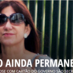 Ainda são secretos gastos de amiga íntima de Lula com cartão corporativo