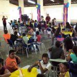 Hoje na Escola Abel houve a realização do Projeto Aprendendo Brincando em comemoração do dia das crianças