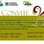 PREFEITURA MUNICIPAL DE INGÁ – CONVITE