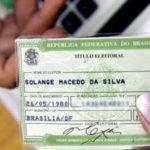 E ATENÇÃO MUITA ATENÇÃO ELEITOR DE INGA E REGIÃO !!! ; Eleitor que tiver o título cancelado sofrerá consequências