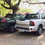 Fiat Toro enfrenta Renault Oroch: qual das duas picapes vence?