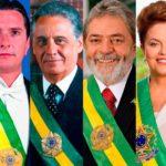 Retrato Do Brasil: Todos Os Ex-Presidentes Vivos E Também O Atual São Citados Na Lava Jato