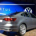 Volkswagen Virtus é revelado por completo. Começa a chegar às lojas em fevereiro