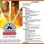 Turismo cultural movimenta cidades do Vale do Paraíba neste sábado