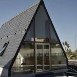 Casa dobrável leva apenas seis horas para ser construída; conheça o projeto