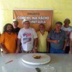 INGÁ   Rádio Zumbi e Academia de Cordel transmitem programa de debate e produzem vídeo com poetas populares