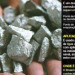 Brasil Detém 98% Do Metal Mais Valioso Do Mundo. O Nióbio Seria Capaz De Espalhar Riqueza Por Todo O País